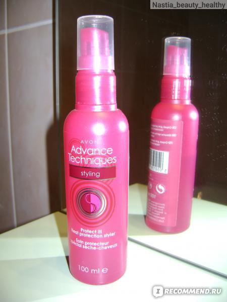 средства защиты волос от теплового воздействия