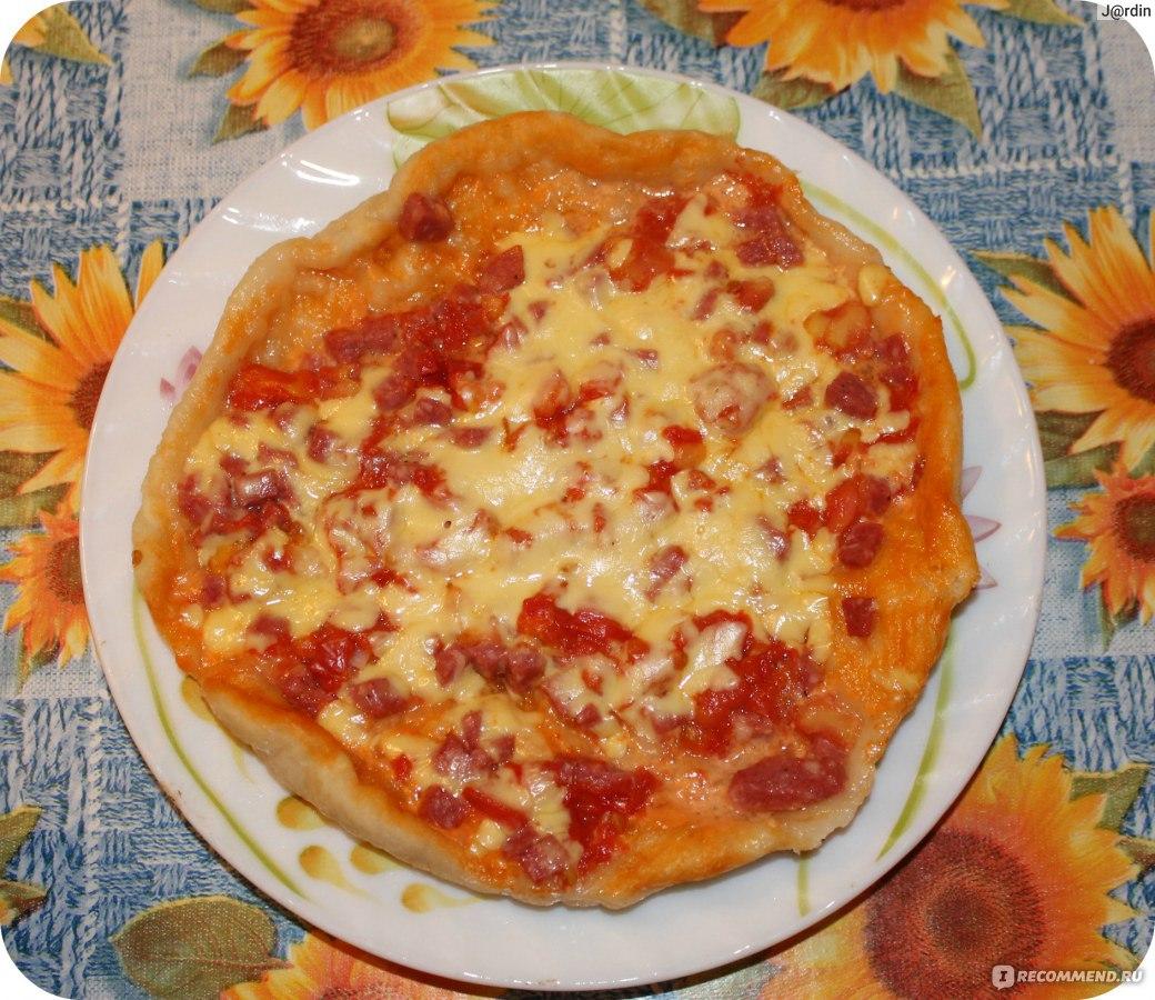 Пиццу в мультиварке рецепты 118