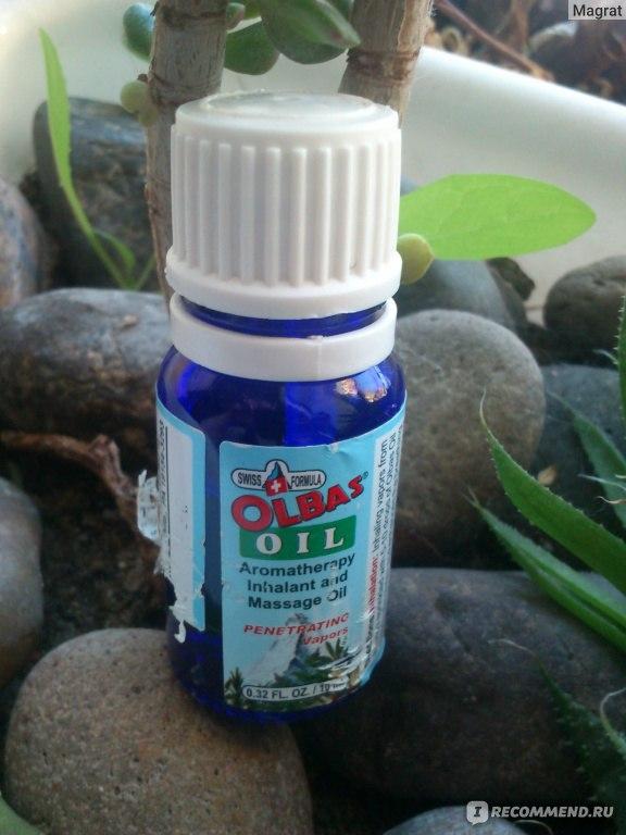 Olbas Oil инструкция по применению - фото 4