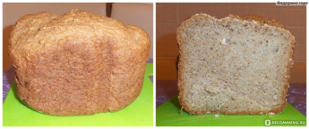 Рецепты пшеничного хлеба в хлебопечке панасоник