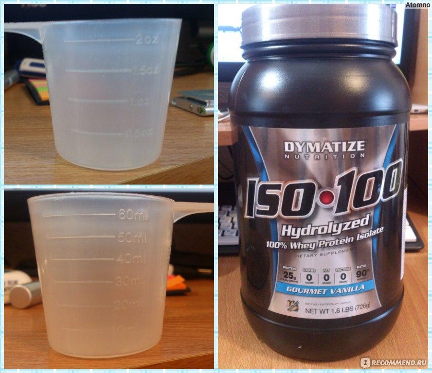 Как использовать протеин похудения
