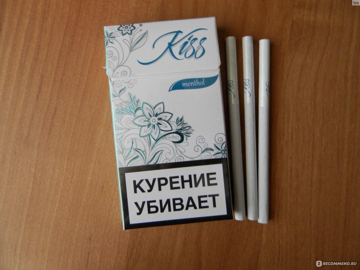 Kiss сигареты с ментолом купить сигареты тонкие купить оптом