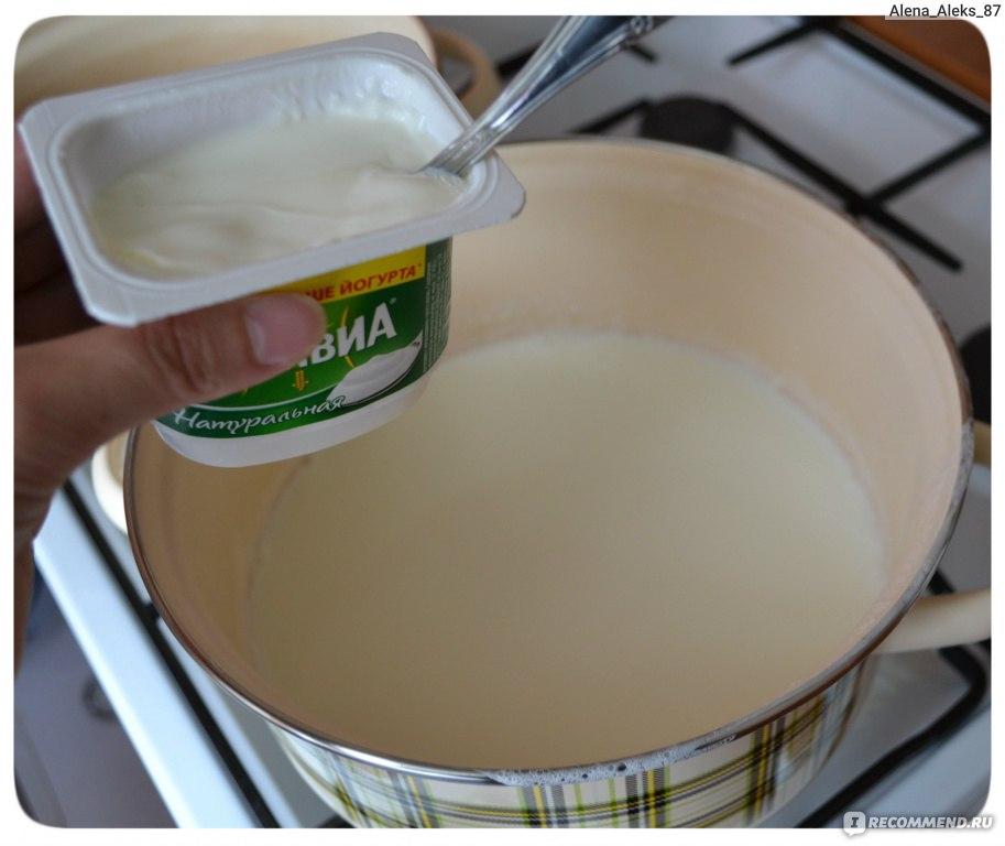 Как из йогурта сделать крем 889