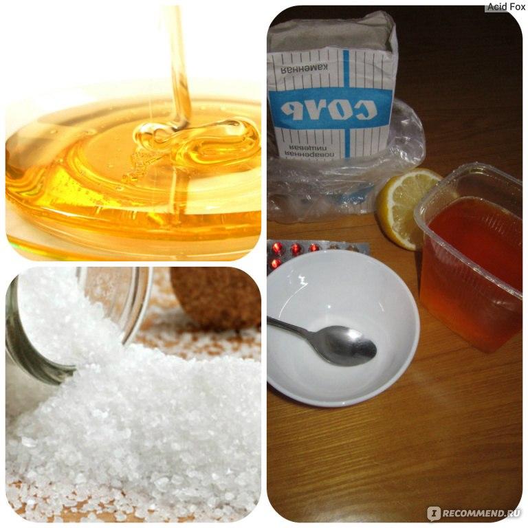 Пилинг солью лица в домашних условиях