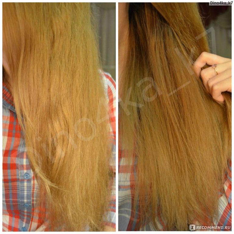 """Ламинирование волос на дому - """"Ламинирование волос желатином в домашних условиях, плюсы и минусы + фото результата"""" Отзывы покуп"""