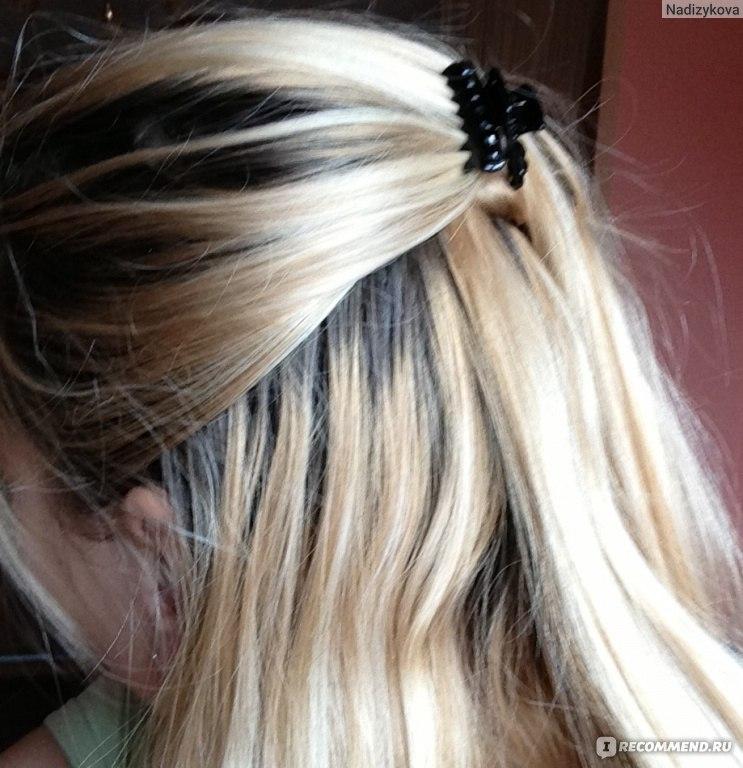 Блонди цвет