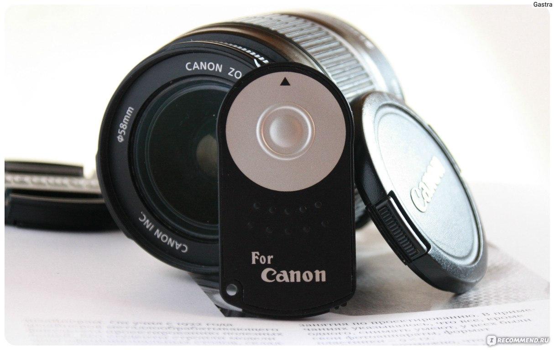 Как делать качественные с canon