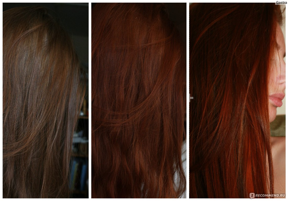 Если волосы покрашены хной их можно осветлять волосы