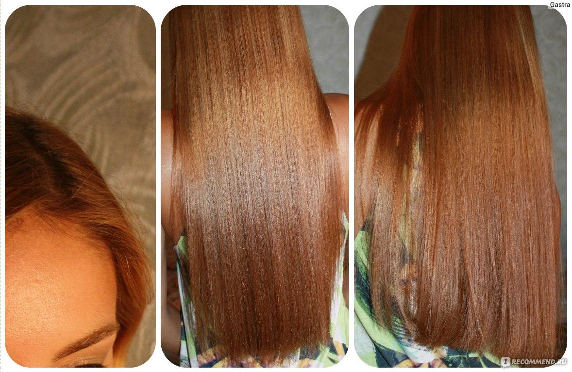 Как сделать эффект ламинирования волос
