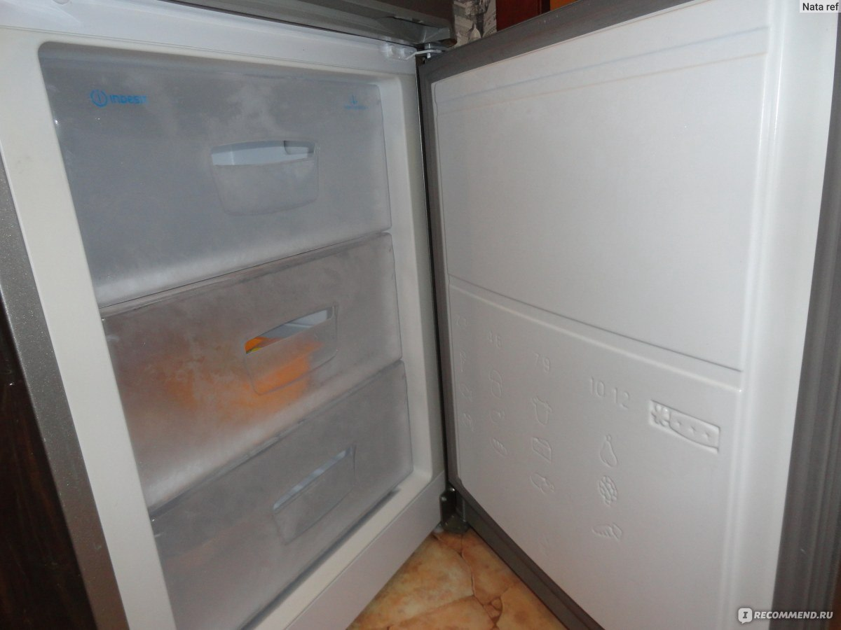 Холодильник индезит своими руками