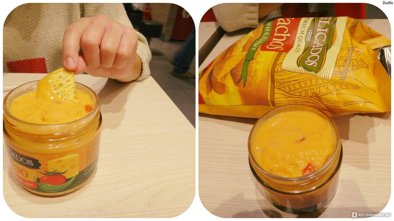 Сырный соус к начос своими руками 91