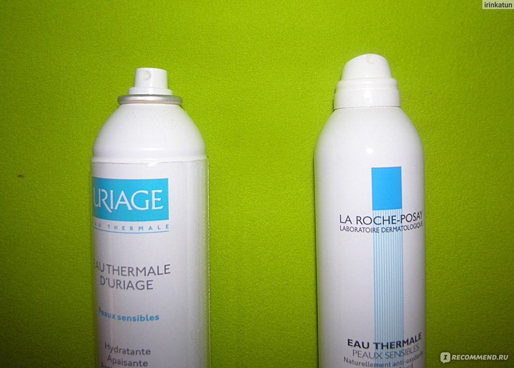 Термальная вода Uriage Eau Thermale D uriage Thermal