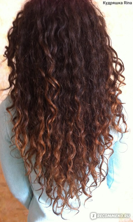 Уход за волосами в домашних условиях кудрявые волосы