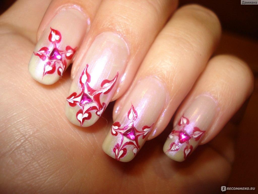 Дизайн ногтей в домашних условиях (рисунки и т.п.) - «Мои ...