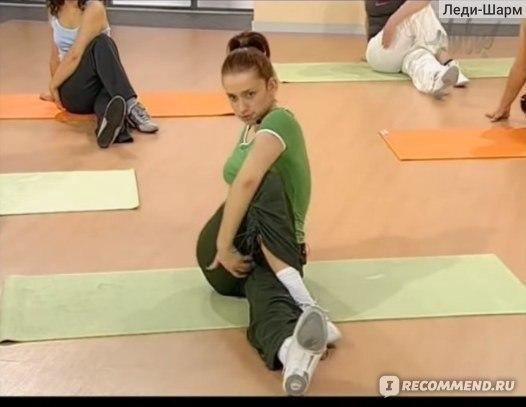 Какая гимнастика поможет похудеть