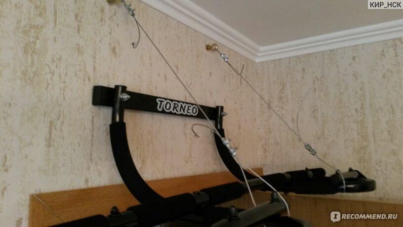 инструкция по установке Torneo Door Gym Pro - фото 4