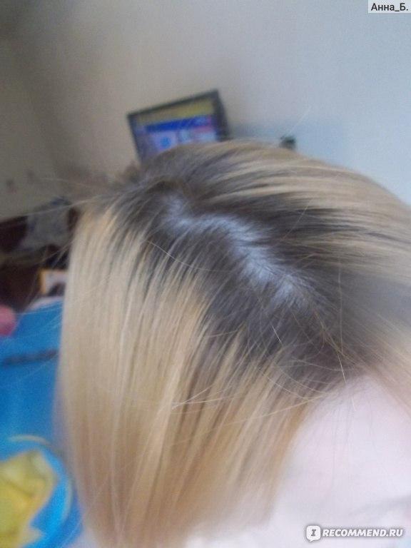 Маска кефирная для волос смыть краску с