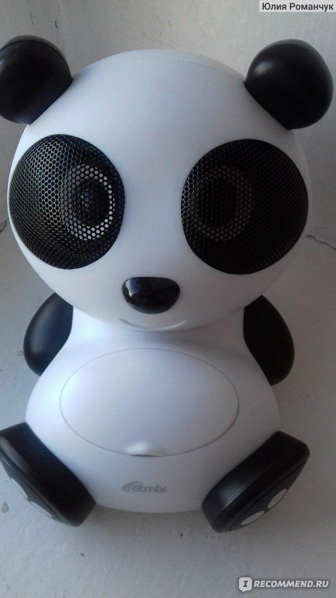 b878de18b5c4 Портативная аудиосистема Ritmix ST-550 Panda - «Игрушка для взрослых ...