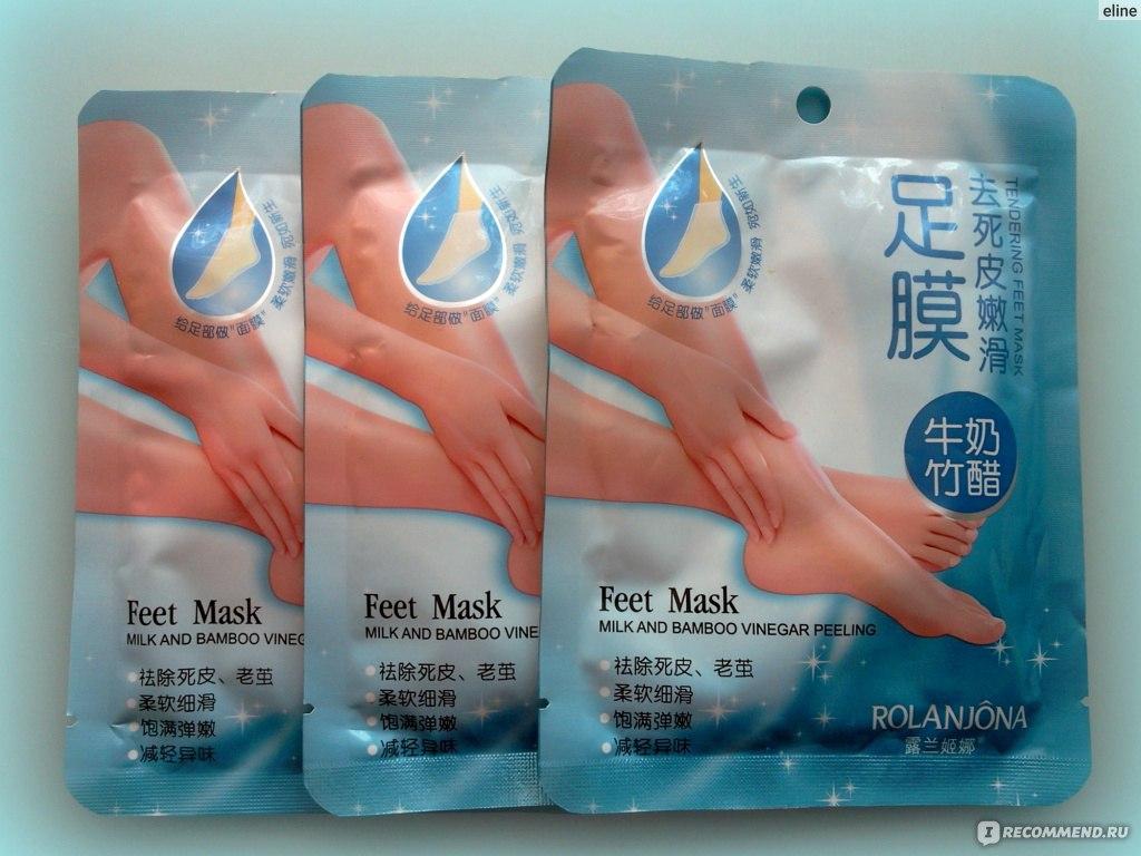 Носочки из китая для педикюра инструкция по применению из китая