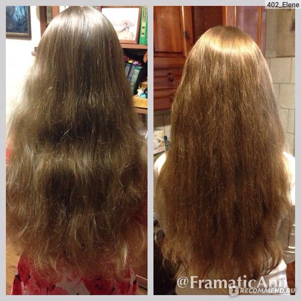Натуральное осветление волос отзывы