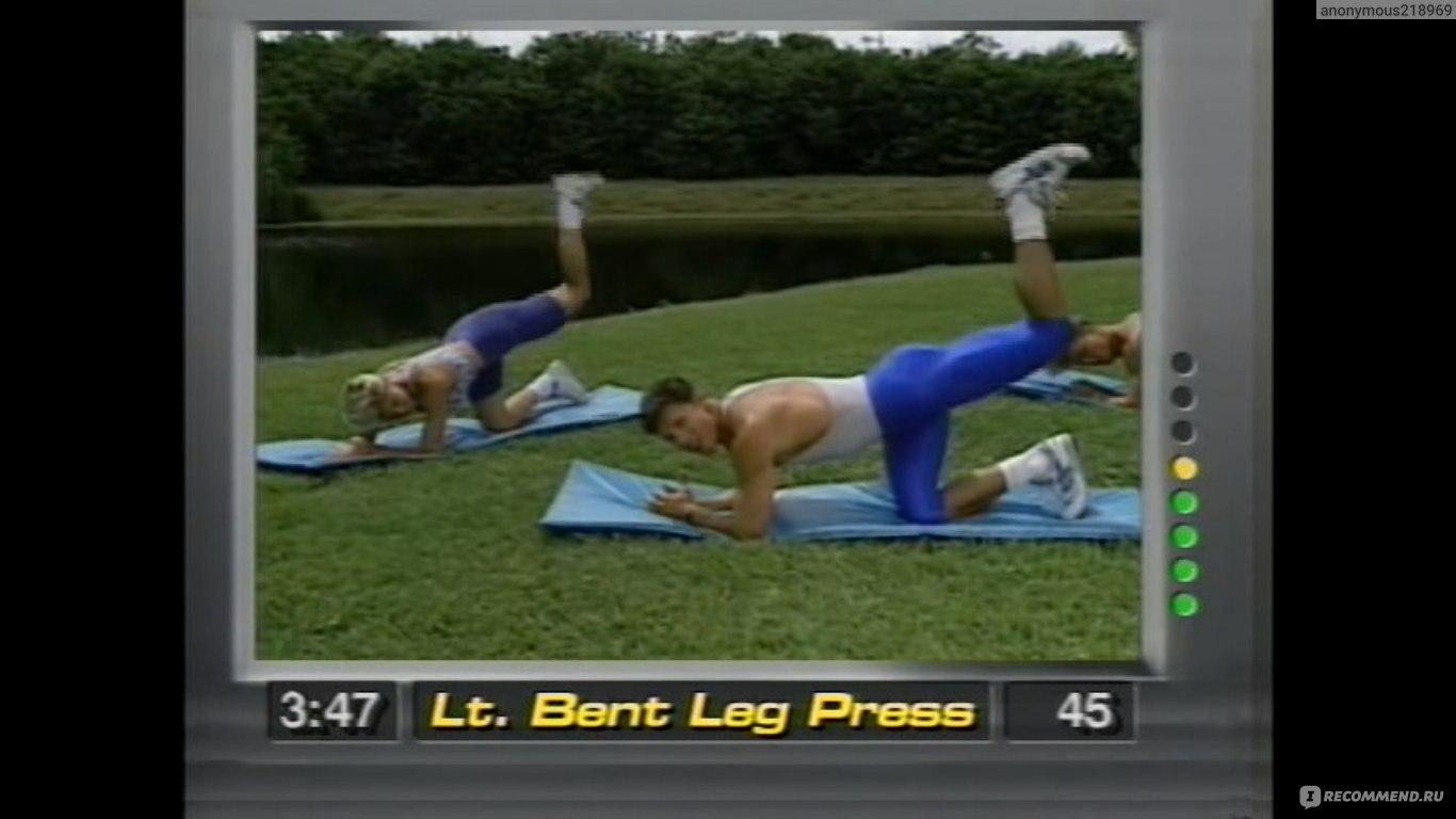 пресс ноги попа за 8 минут видео: