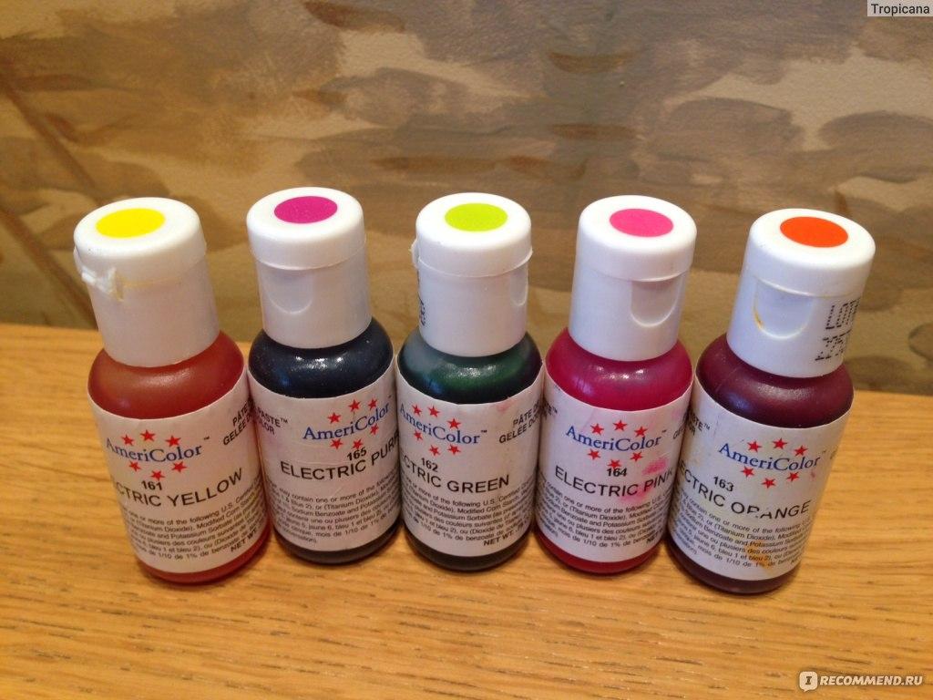 Пищевые красители для мыла своими руками 75