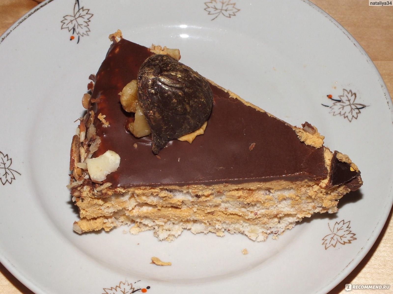 Рецепт ореховый торта пошагово