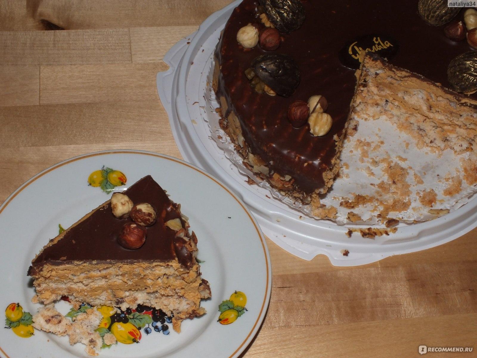 Многослойный торт мишель рецепт пошагово в