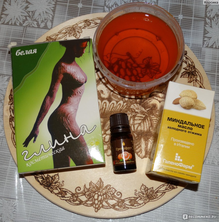 Рецепты похудения с обертыванием