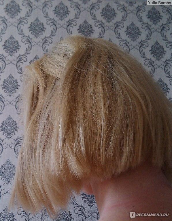 Оттенок волос 8.13