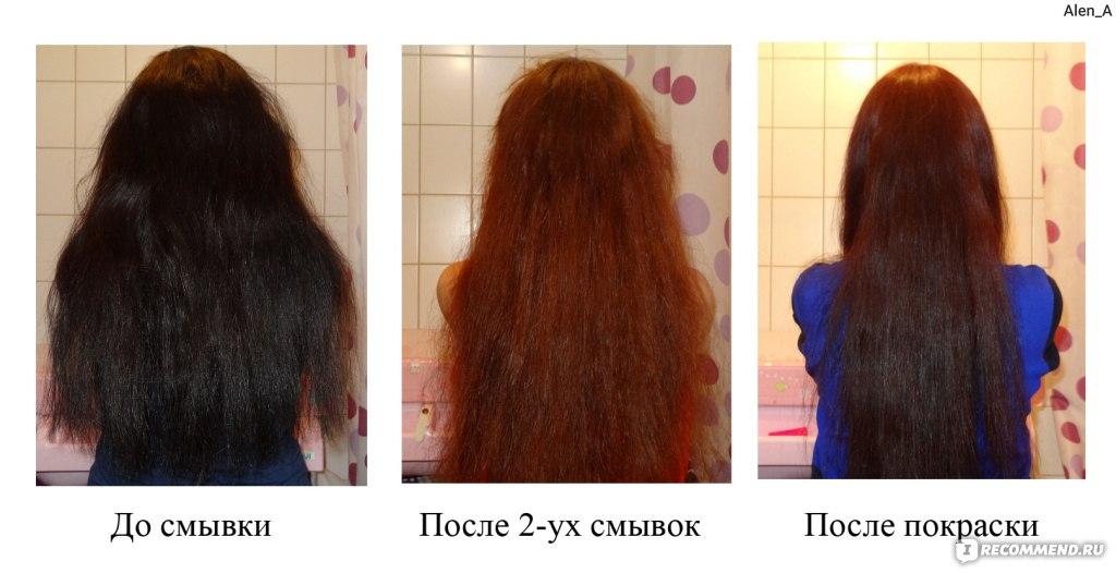 как осветлить темные волосы до рыжего цвета что там