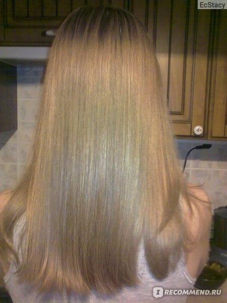 Средство выравнивания волос утюжком