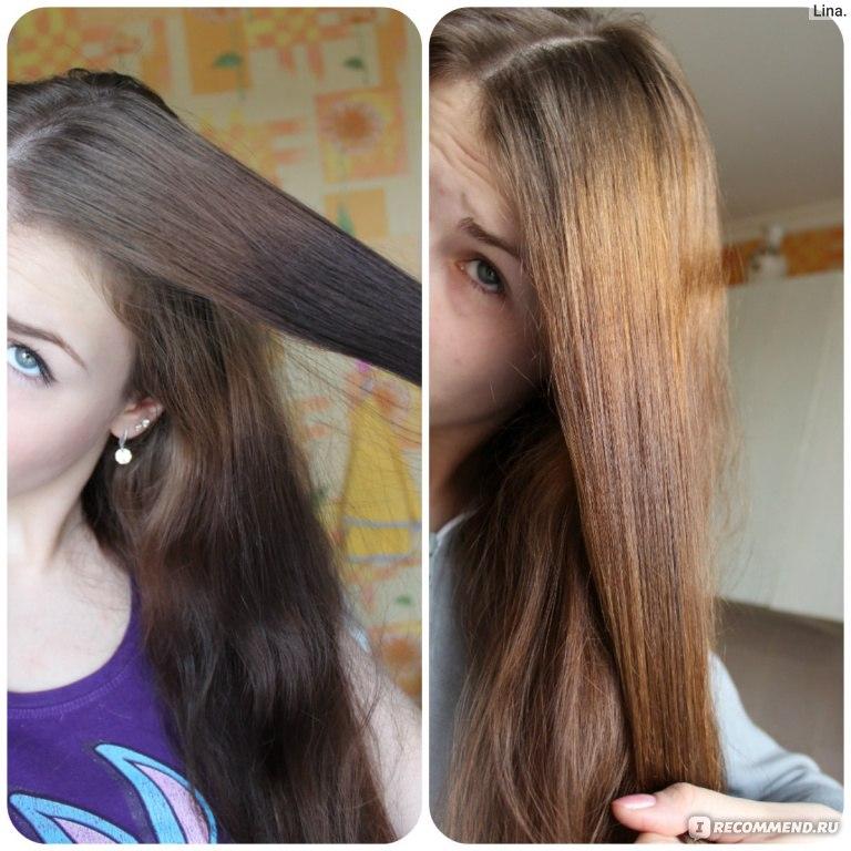 волосы темнеет после стрижки
