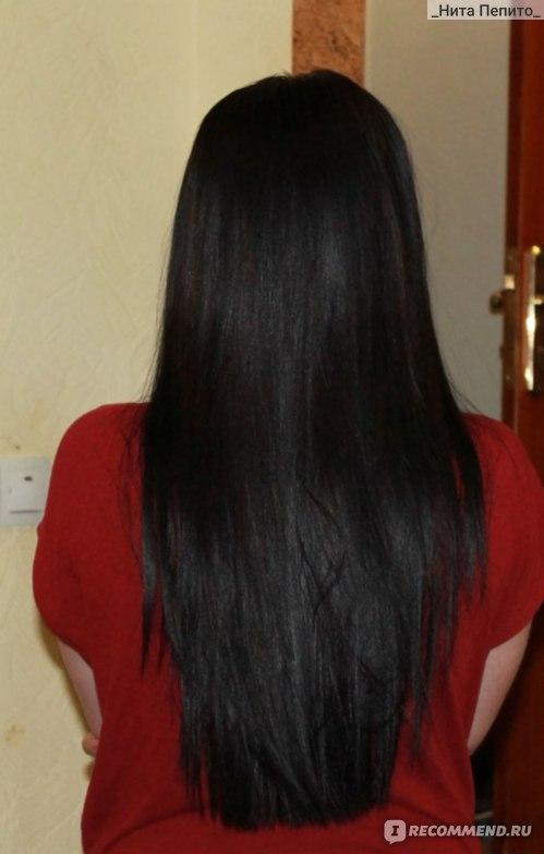 Тонирование волос после