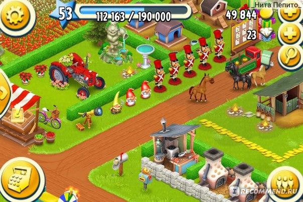 игра ферма хей дей скачать