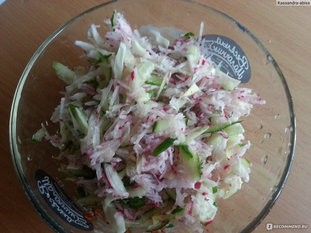 Рецепты для овощного дня: 6 лепестков / Диета Анны