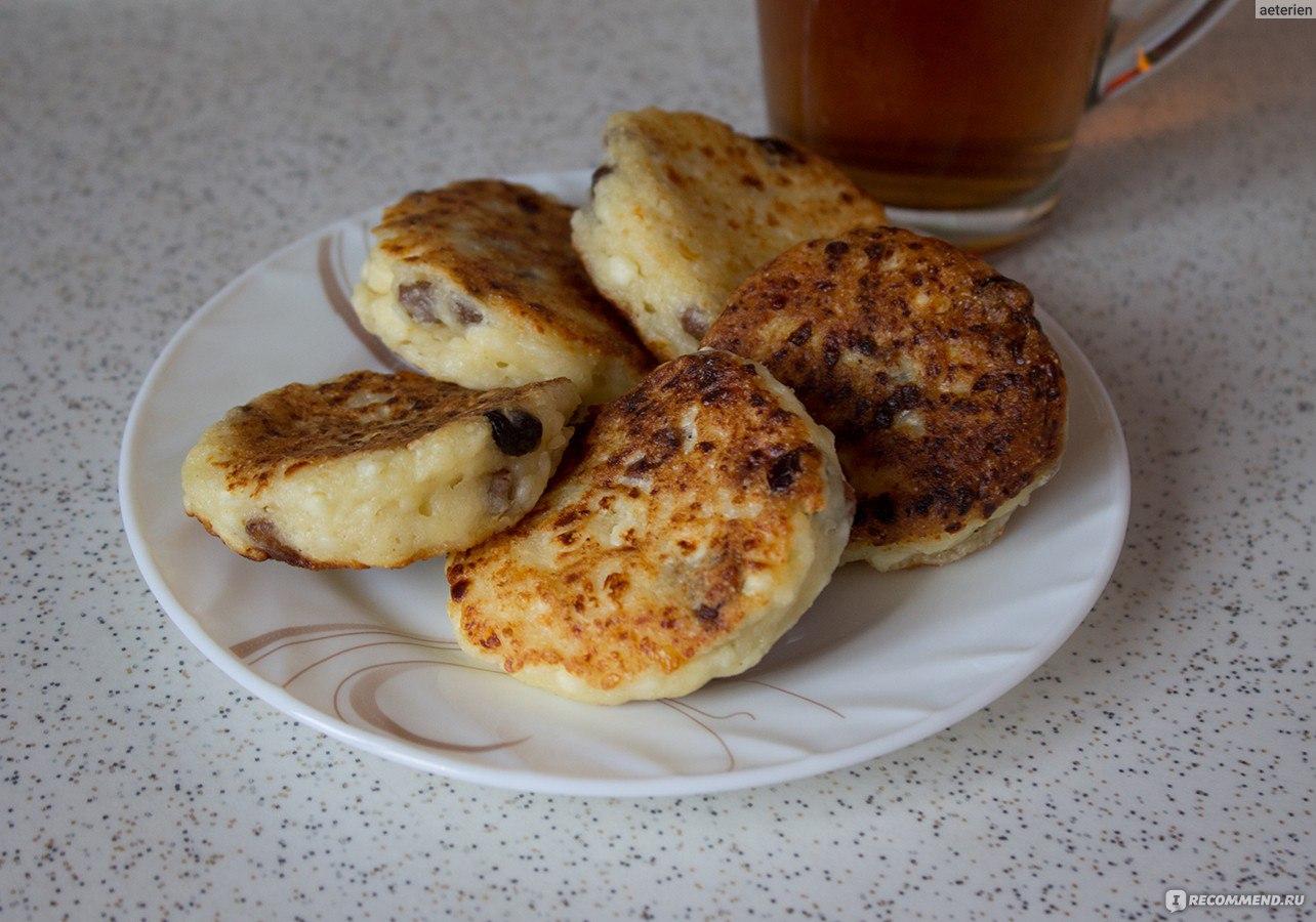 Вкусные сырники с творогом рецепт пошагово