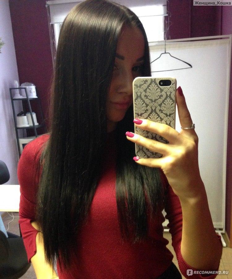 Крашу волосы каждые 2 недели