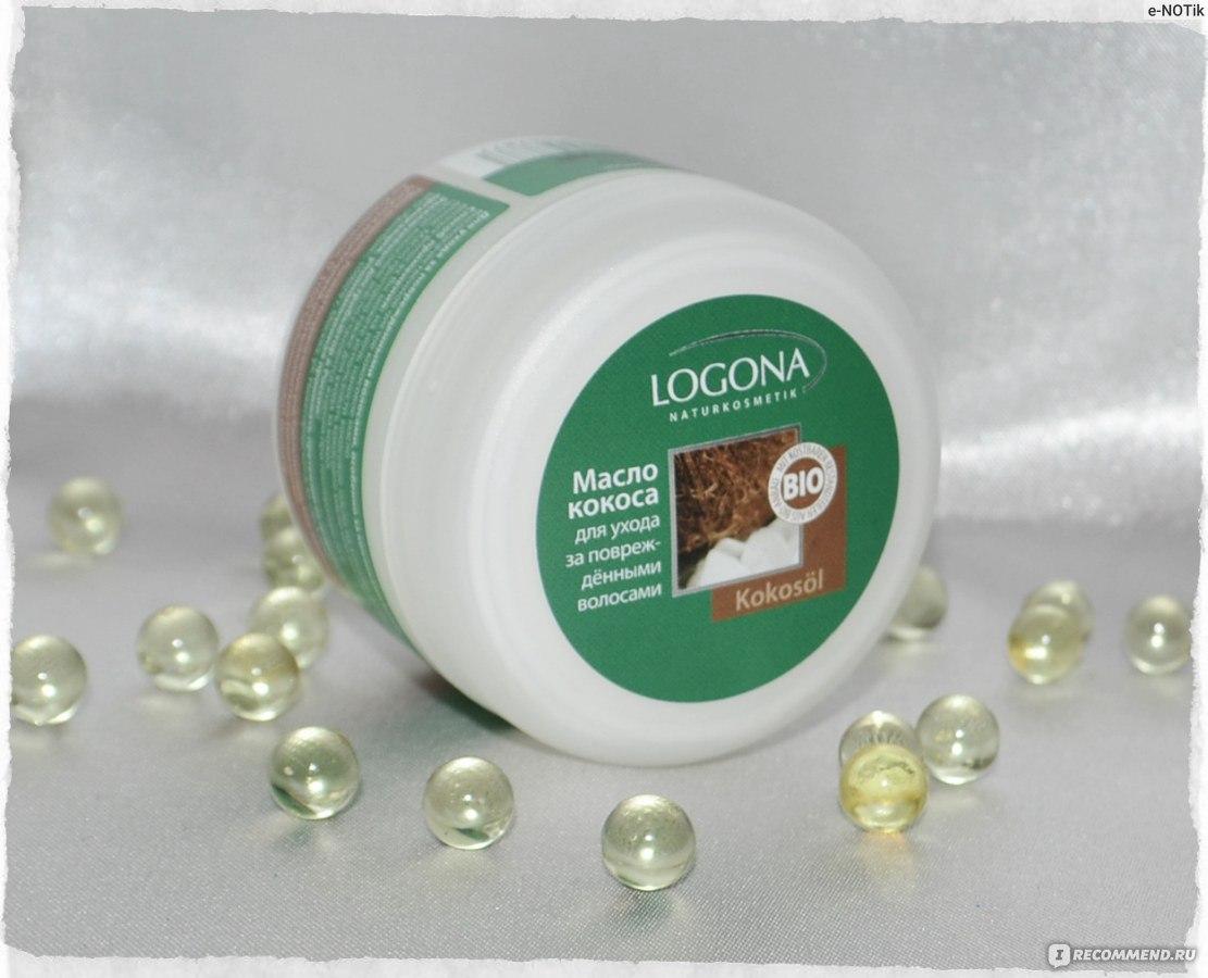 Логона масло для волос