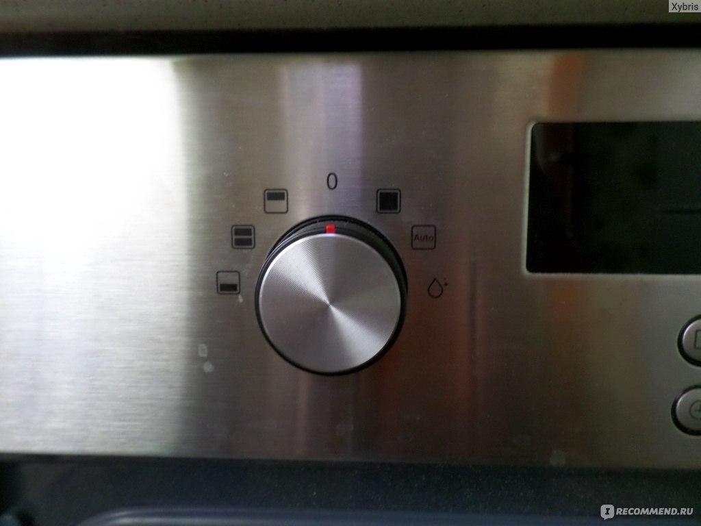 инструкция пользователя для духового шкафа электролюкс