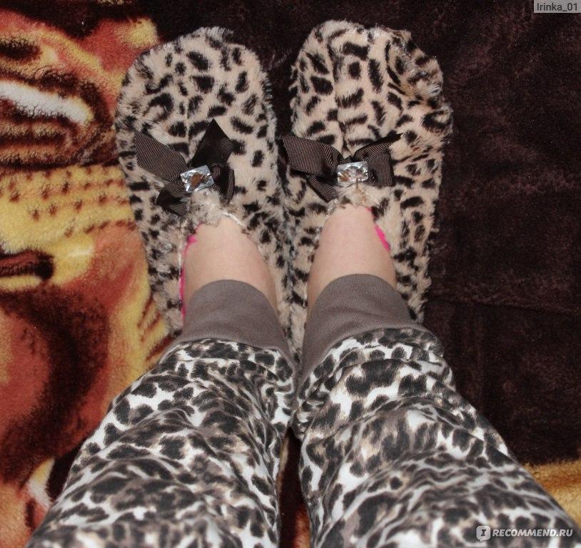 82ec75c89 Домашняя обувь AVON Тапочки