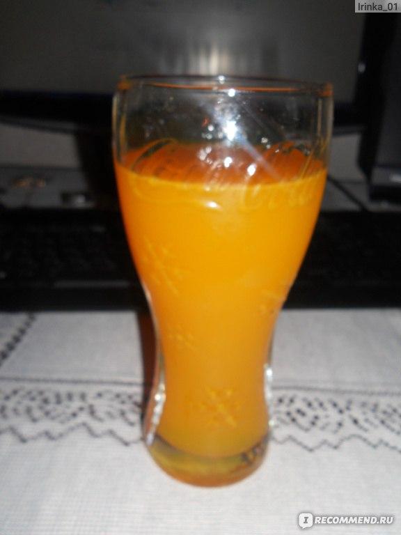 фанта мандарин