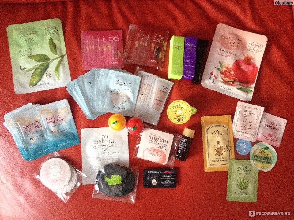 Корейская косметика купить в украине пробники солнцезащитные крема эйвон