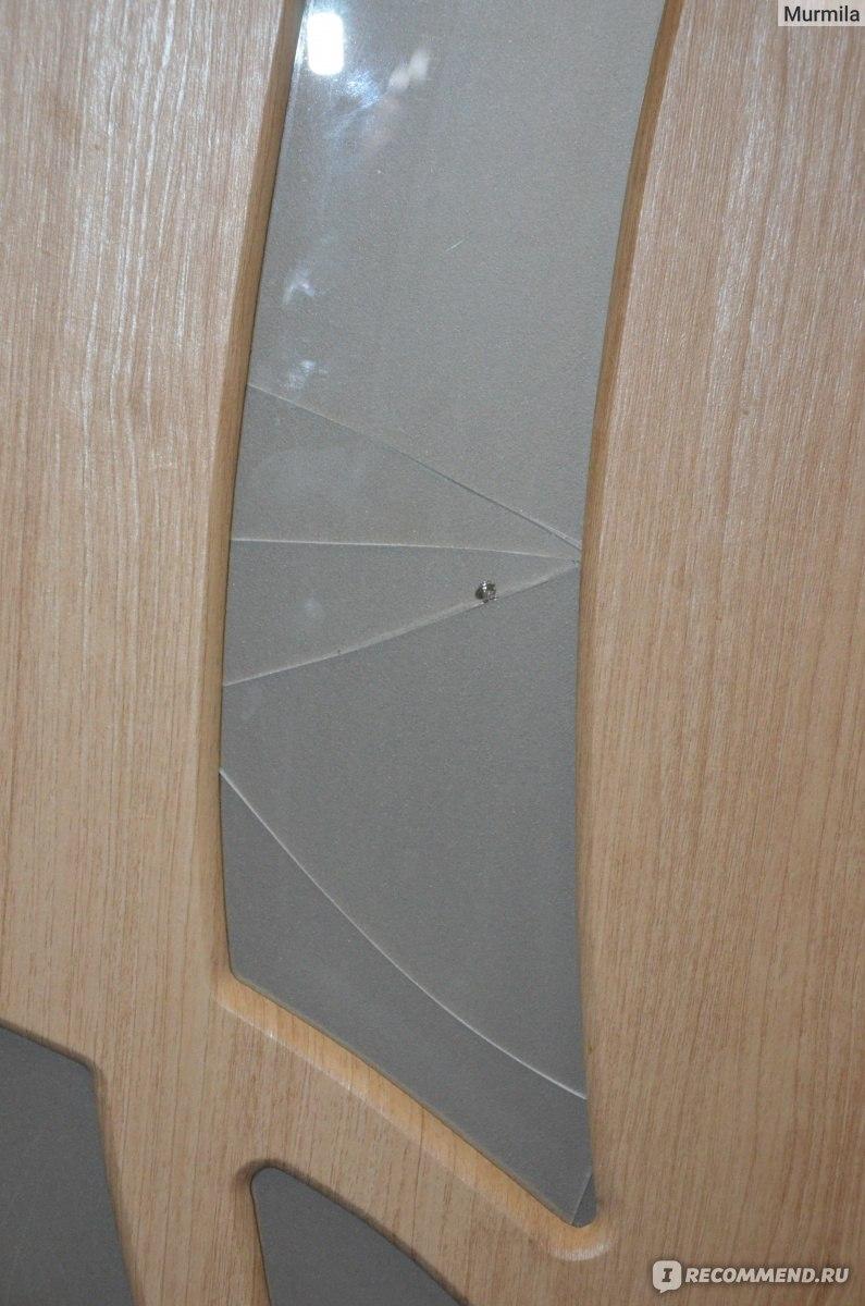 знаменитого бренда как замаскировать трещину на дверном стекле фото том, что обязаны