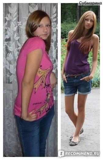 Я похудела за 10 дней на 6 кг