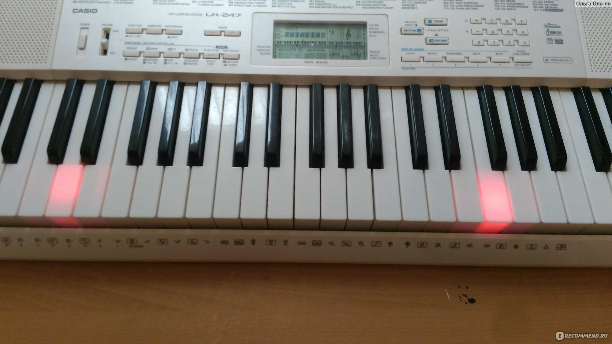 Играть на пианино с нуля в домашних  198