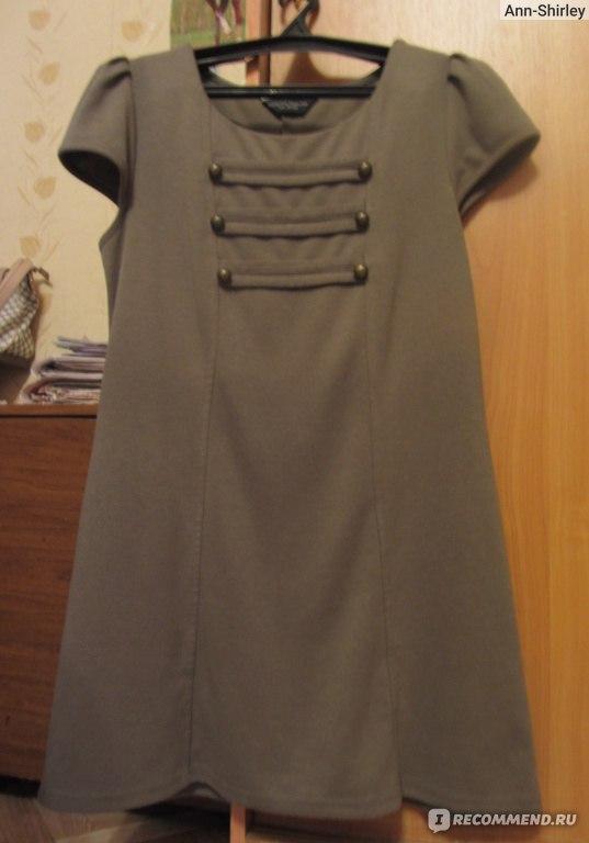 Платье Dorothy Perkins - «Любимое платье в стиле милитари»   Отзывы ... 9f88d1059b5