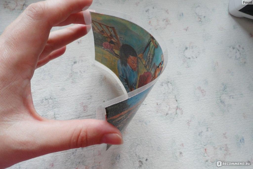 можете как заламинировать бумагу в домашних условиях фотографии Галерее