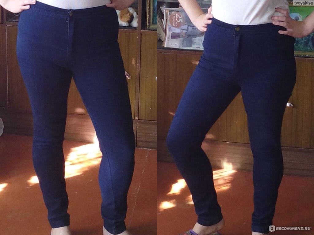 Трусы видно из под джинс 5 фотография