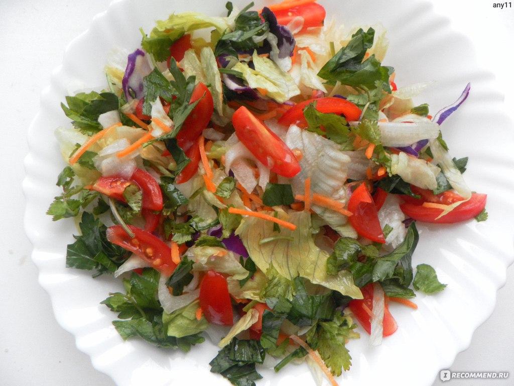 Смотреть Хрустящий салат айсберг видео